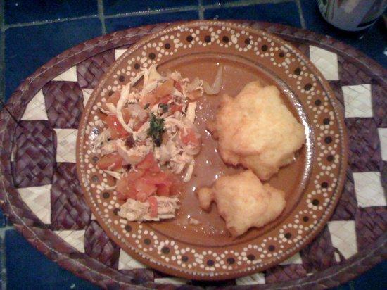 My Mexican Kitchen: chicken