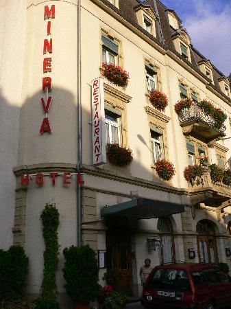 Harder Minerva Hotel : Hotel Harder Minerva