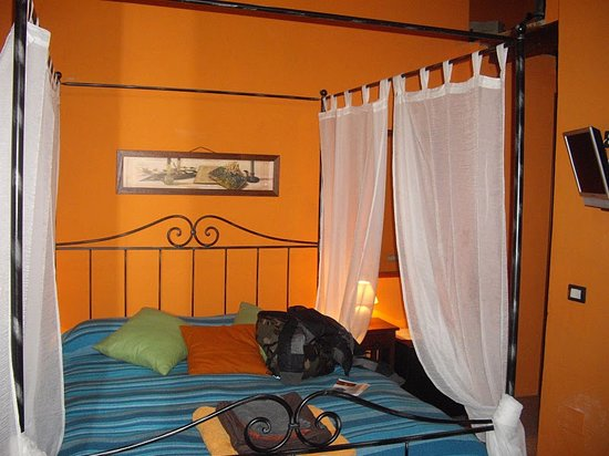 Via Garibaldi 120 Charming BB: notre chambre