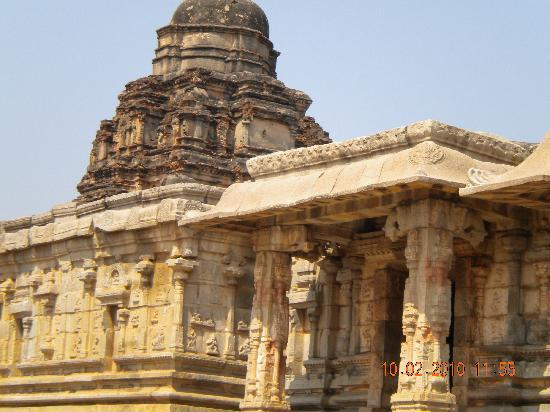 Vithala Temple Complex: Part of the Vittala temple