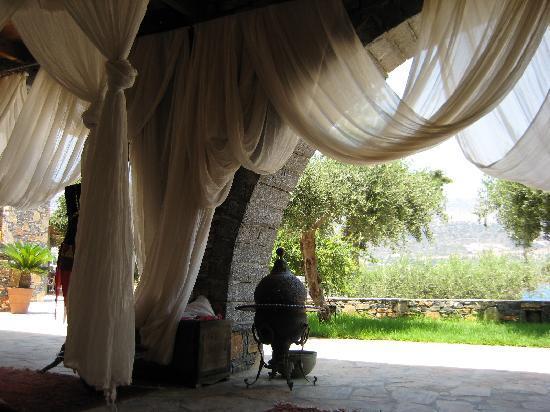 Mirabello Beach & Village Hotel: Rest area