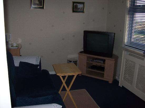 Cherry Villa Bed & Breakfast: Wohnzimmer