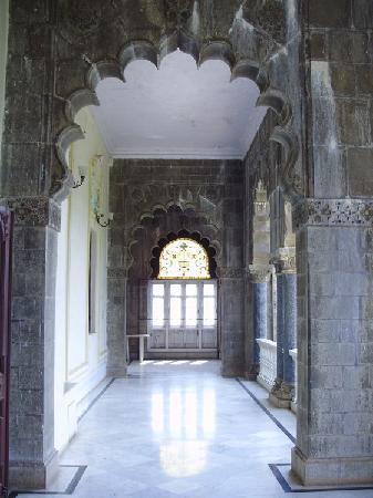 Shalini Palace Hotel: Hotel interior