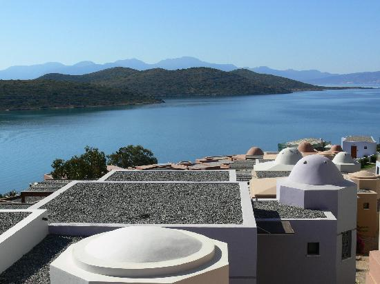 Domes of Elounda, Autograph Collection: A different view from room 306
