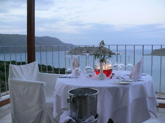 Domes of Elounda, Autograph Collection: In room dining