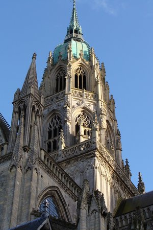 Bayeux, France: Cathedral