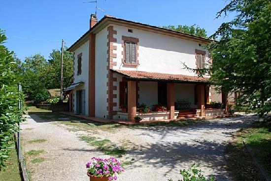 Agriturismo San Michele: Casa Padronale
