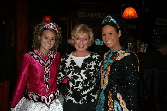 Frank O'Dowd's Irish Pub: The Irish Dancers and I