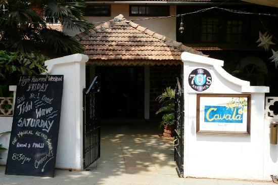 Cavala Seaside Resort: Cavala from outside