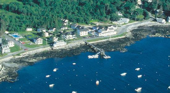 East Boothbay, ME : Inn, Lodge, Motel and Cottage Lodging Options