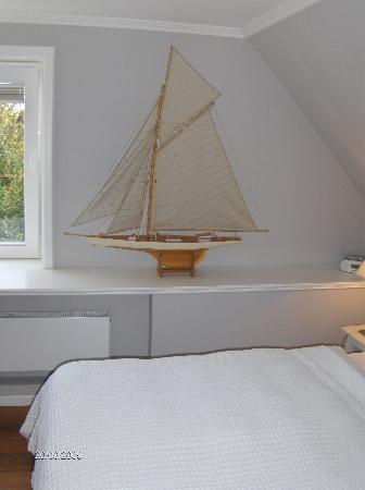 Long Island House Sylt: Our room