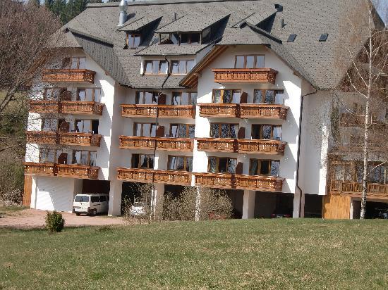 Hornberg, Tyskland: hotel schöne aussicht