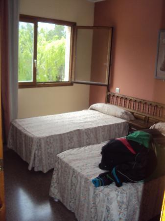 Aparthotel Las Mariposas: bedroom