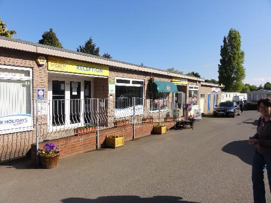 Dawlish, UK: Reception Office