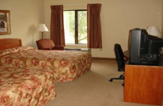 Ganesh Palace Hotel : good room