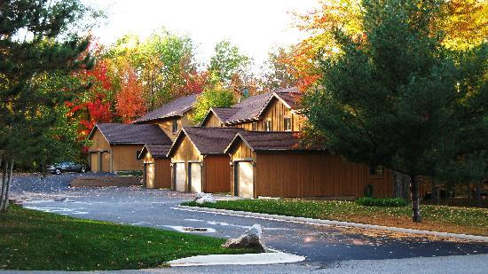 RIB Mountain Inn: Townhomes