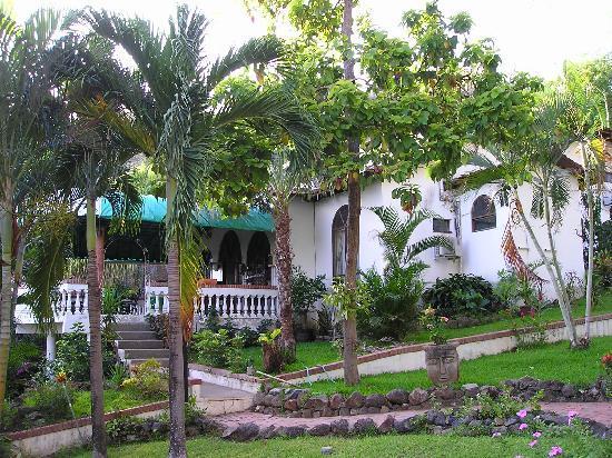 Hotel Villa Casa Blanca: This is the lovely Villa Casa Blanca