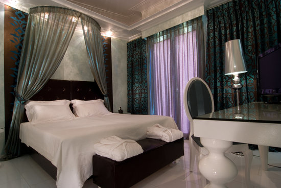Athens Diamond Homtel: Diamond Suite