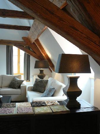 Hotel Herrnschloesschen: Suite