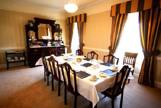 Carlingford, Irlandia: Breakfast Room