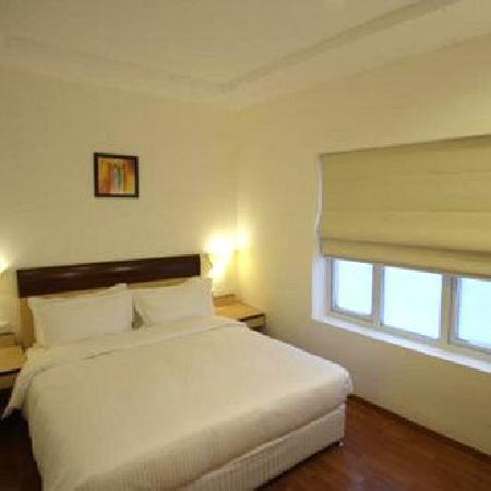 Shelter Hotel : beds