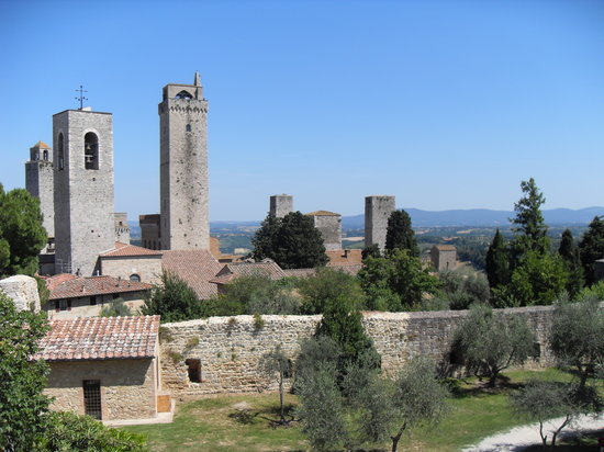 Rocca of Montestaffoli