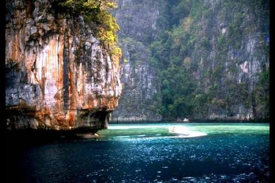 Andaman And Nicobar Islands India Golden Rock