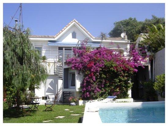 Habitation Bougainville : the house