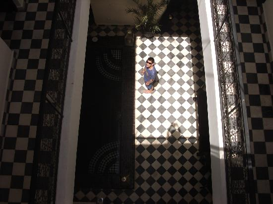 Riad Elizabeth: View from roof terrace