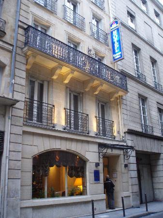 Best Western Hôtel Gaillon Opéra : Hotel Facade