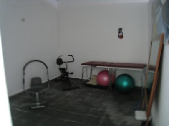 Octopus Garden Hotel & Dive Resort: Gym
