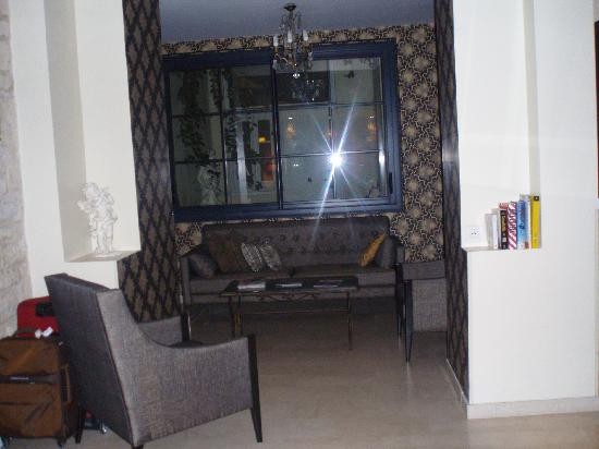 Best Western Hotel Gaillon Opera: Lobby Lounge
