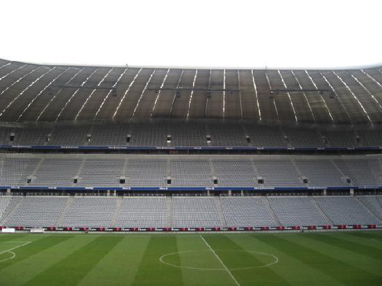 Allianz Arena: More stadium views