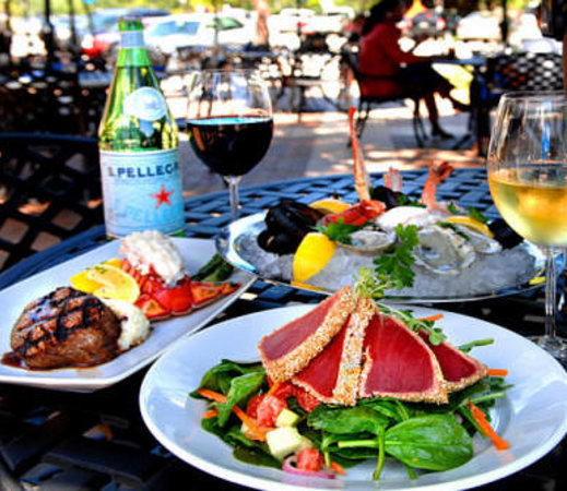 Parkshore Grill: Tuna Salad and The Parkshore