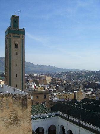 Masriya Mia: Vista desde la Terraza 1