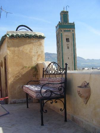 Masriya Mia: Vista desde la Terraza 2