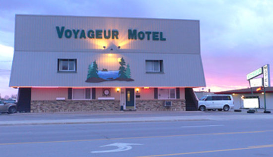 International Falls, MN: Voyageur Motel
