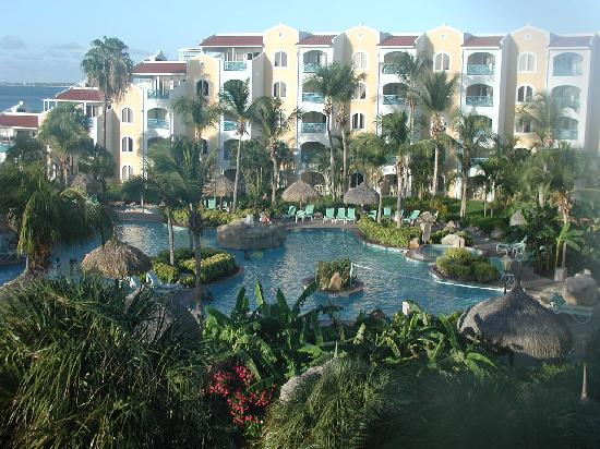 Costa Linda Beach Resort: Resort Pool view