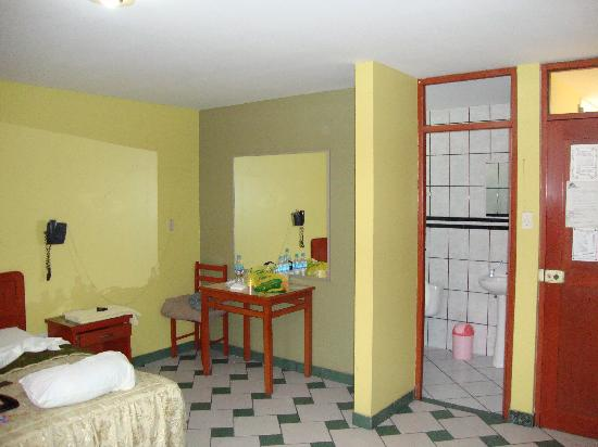 Hotel Cancun: My room #1