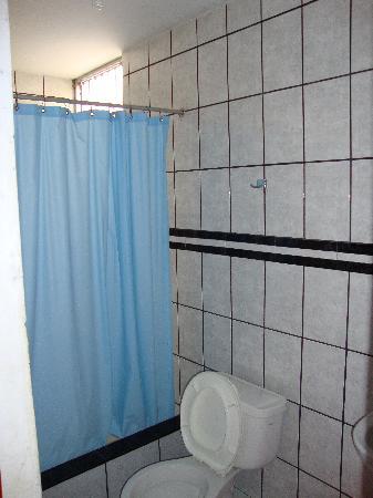 Hotel Cancun: My bathroom