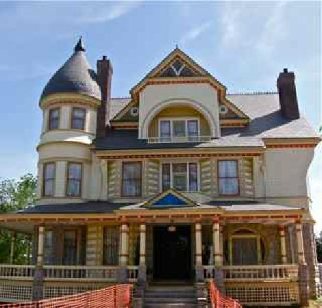 Eureka Springs, AR: Queen Anne Mansion House Museum