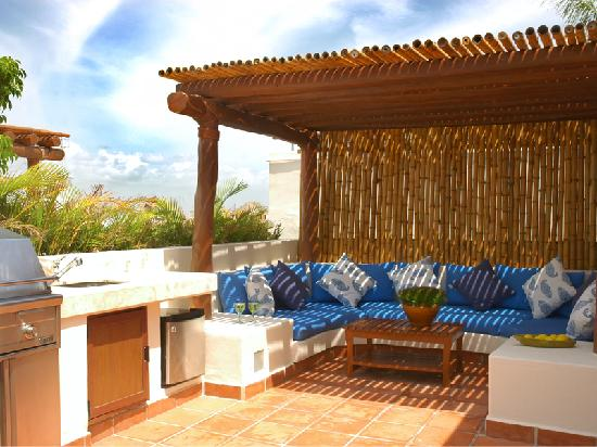 Porto Playa Condo Hotel & Beachclub: Roof Top