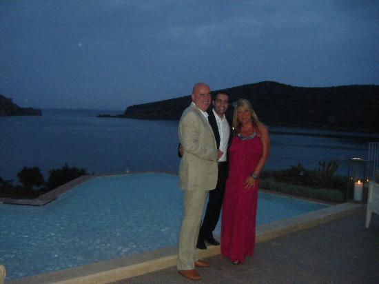 Domes of Elounda, Autograph Collection: With Savas the hotel manager