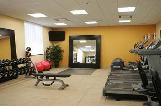 Homewood Suites by Hilton Toronto Airport Corporate Centre : 24-hour Fitness Centre
