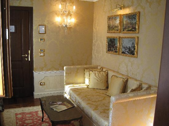 Hotel Canal Grande: Suite
