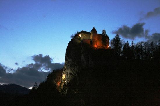Hotel Triglav Bled: il castello di Bled