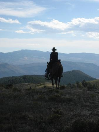 Black Mountain Ranch: Scenary