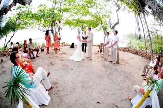 Villas Hermosas: the wedding