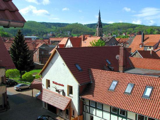 Apart Hotel Wernigerode: Mühlenstube mit Frühstücksraum