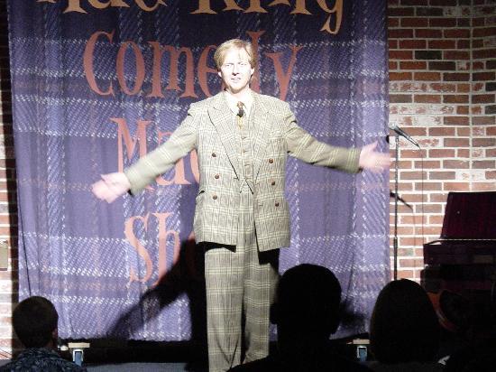 Mac King Comedy Magic Show : Mac King!